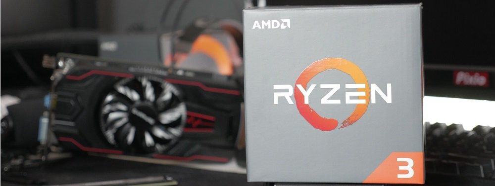 how to build a cheap amd ryzen 3 1200 gaming pc with a 500 budget