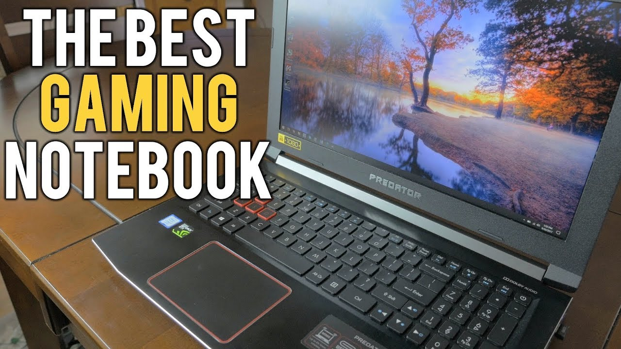 Acer Predator Helios 300 Gaming Notebook Review And Gaming