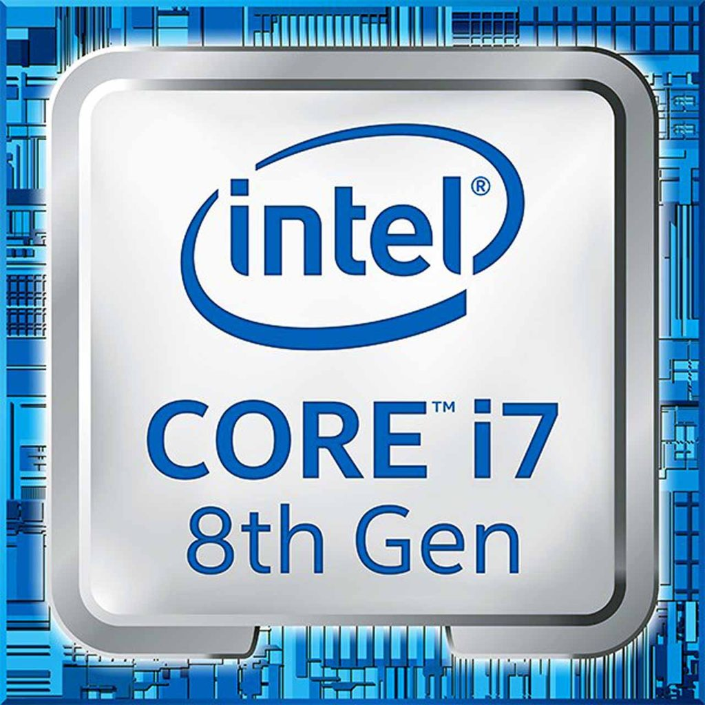Intel Coffee Lake Core i7 8th Generation Processor