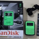SanDisk 8GB Clip Jam MP3 Player